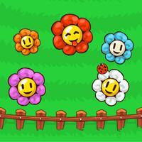 甜蜜花园 -- 奇幻花朵和珍奇植物构成的世界