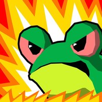 the Frog in Fury