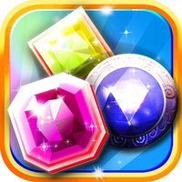 Jewel's Games - diamond match-3 game and kids digger's mania hd free