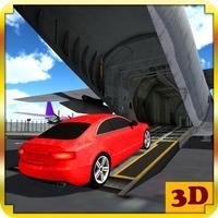 Car Transporter Airplane Sim