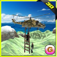 Helicopter Hill Rescue Ambulance 2016 - Chopper Emergency Relief Operations Free Game