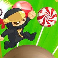 Ninja Run and Jump Game