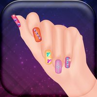 3D Nail Spa Salon – Cute Manicure Designs and Make.up Games for Girls