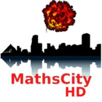 Math City HD - Simple Math game for kids