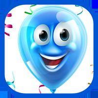 Balloon Pop - Pixel Baby Game