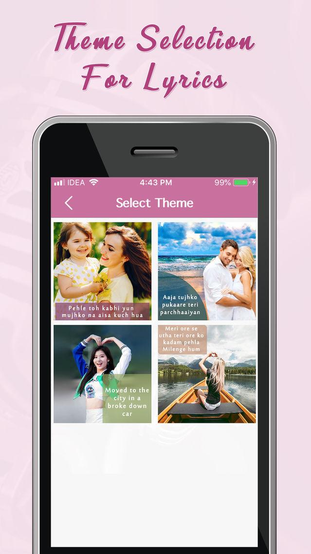 Full Screen Video Status Maker App for iPhone - Free Download Full