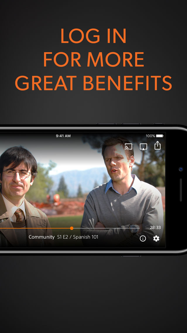 Sony Crackle App for iPhone - Free Download Sony Crackle for