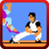 X Retro Hero - Kung Fu Master