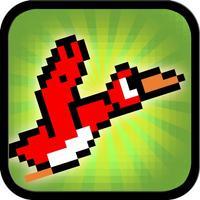 Smash The Bird - Endless Adventure Retro 8-Bit Game FREE