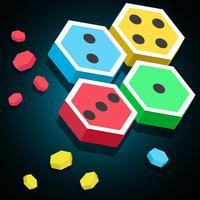 Merge Block Hexa - Puzzle Merged Logic 50 50 Addictive Extreme Game