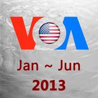 VOA慢速美语新闻口语练习2013上