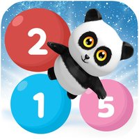 panda number ball jump