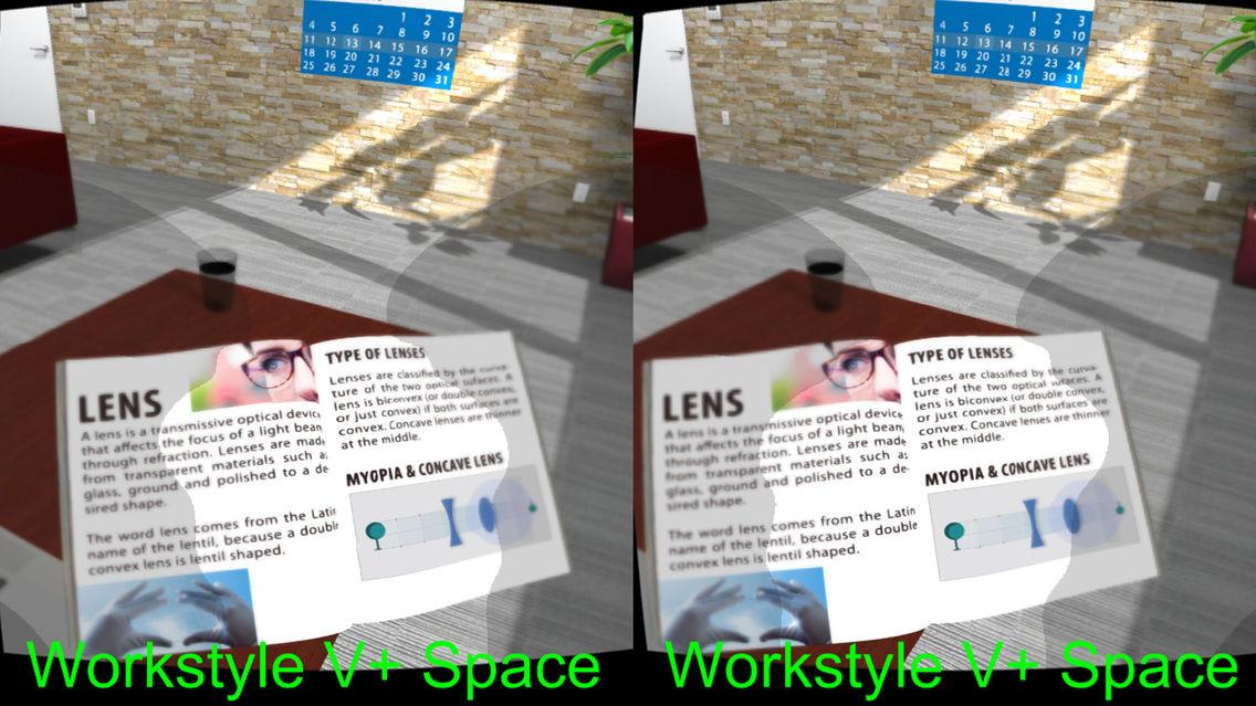 Hoya Vision Simulator VR (Offline) App for iPhone - Free
