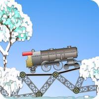 Railway bridge: puzzle game