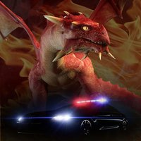 SWAT Vs Dragons 3D - New York police special forces in a post apocalypse war ( Arcade Free )
