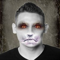 DemonFaced - Scary Ghost Photo Horror FX Editor
