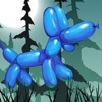 Crazy Pop. A balloon adventure