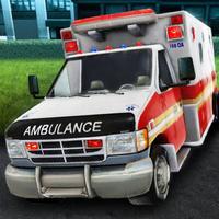 Ambulance Parking 3d Part3