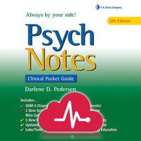 Psych Notes: Clinical Pocket G