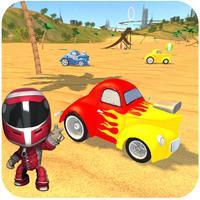 Super Buggy: Beach Stunt Rider