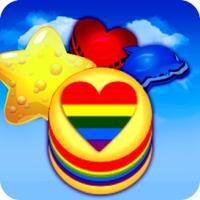 Donut Cookie Stars Blast-Best Gummy Games For Fun