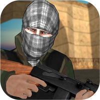Commando Assault Duty : Terrorist Shooting Squad