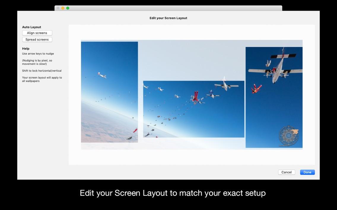 Multi Monitor Wallpaper App for iPhone - Free Download Multi