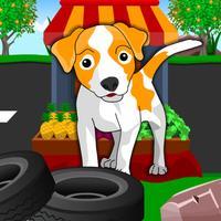 Locked Car Dog Escape