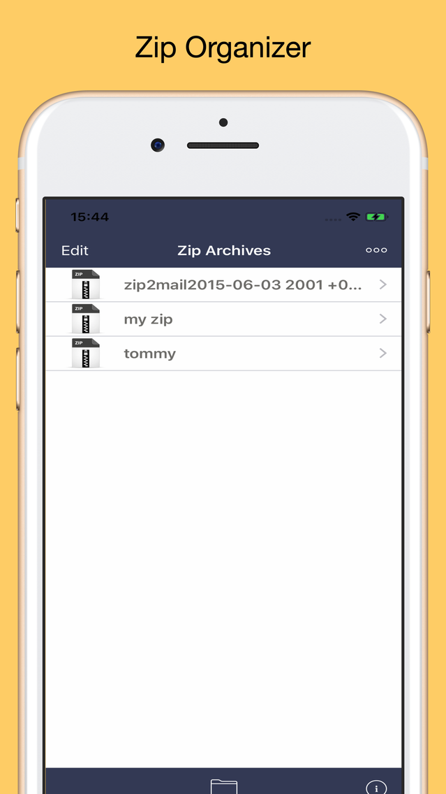 Zip Viewer Pro - Unzip + View App for iPhone - Free Download