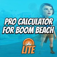 Calculator for Boom Beach Lite