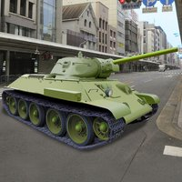 Drive Army Tank 3D Simulator