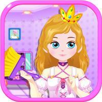 Princess Clean Doll House