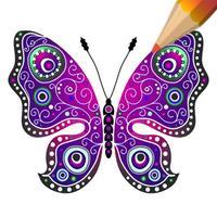 ColorIT Coloring Mandala book