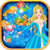 My First Fairy Tale World - A FREE Littlest Princess, Mermaid and Doll Play Match Game