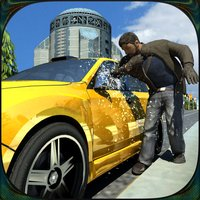 Crime City Police Car Chase: Auto Theft & Real Action Shooting Game