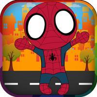 Spider Jump Man