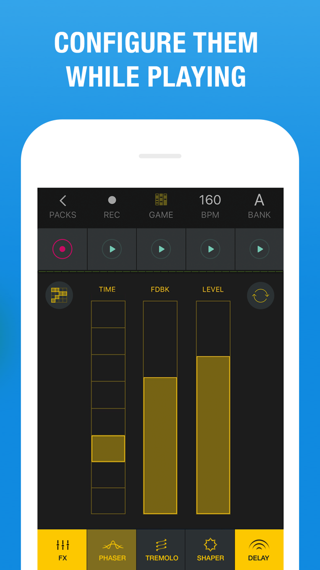 Beat Maker Go - Make Music App for iPhone - Free Download