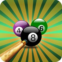 Pool Snooker 8 Ball Real Match