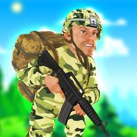 Commando Soldier Brigade: Modern Jungle War Combat
