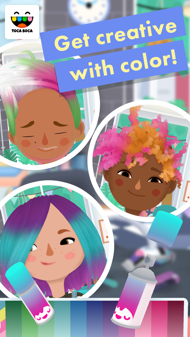 toca boca hair salon 3 free download