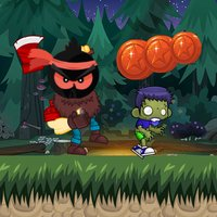 Angry Ninja vs Zombies
