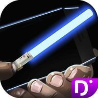 Neon Star Sword