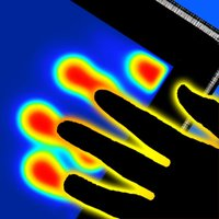 Heat Pad HD - Relaxing Heat Sensitive Surface