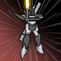 Mecha Shogun Space Defender