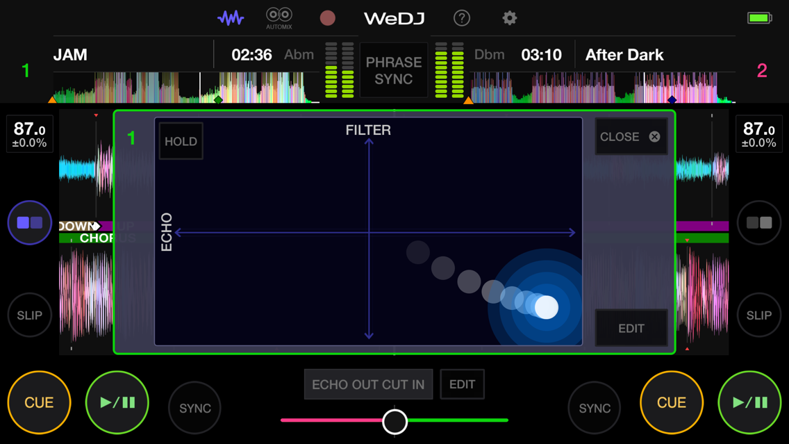 WeDJ for iPhone App for iPhone - Free Download WeDJ for