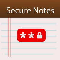 Secure Notes : Text Memo, Note