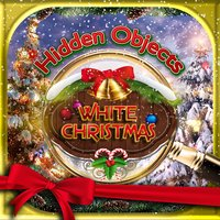 White Christmas Winter Holiday Hidden Object Games