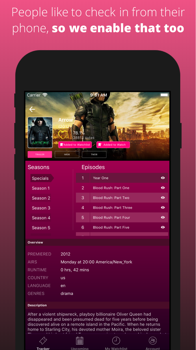 Cinema Popcorn: Cinema Time App for iPhone - Free Download