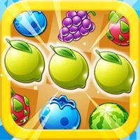 Fruit Soda Blitz-match puzzle
