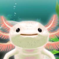 Virtual Therapeutic Axolotl Pet
